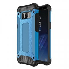 Funda Galaxy S8 Touch Armor Azul