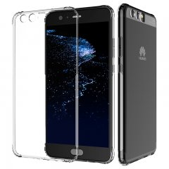 Funda Huawei P10 Plus Flexible Gel ANTI CAIDAS