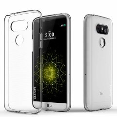 Funda LG G5 Gel Extra Fina 0,3mm transparente