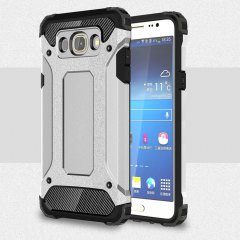 Funda Galaxy J3 2016 Touch Armor Gris