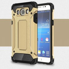 Funda Galaxy J7 2016 Touch Armor Dorada