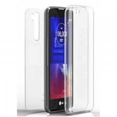 Funda LG K8 2017 Gel Doble cara Transparente