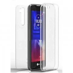 Funda LG K4 2017 Gel Doble cara Transparente