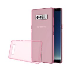 Funda Samsung Galaxy Note 8 Gel Rosa