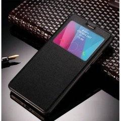 Funda Galaxy Note 8 Flip View Cover Negra