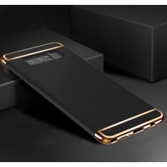 Funda Galaxy Note 8 Luxe Negra