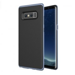Funda Galaxy Note 8 Mofi Carbono Azul
