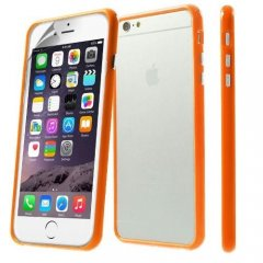 Funda iPhone 6 Plus Bumper Naranja