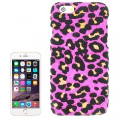 Funda iPhone 6 Plus Carcasa Felino Rosa